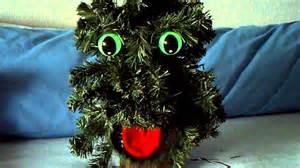 singing douglas fir christmas tree youtube