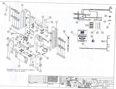 cmc pl 65 hs plate replacement parts 65301 65302