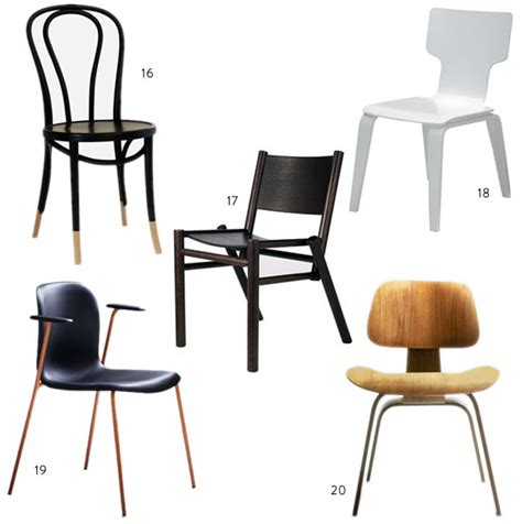 20 great dining chairs the design files australia s