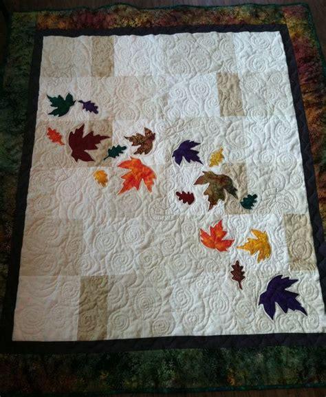 fall children throw quilt