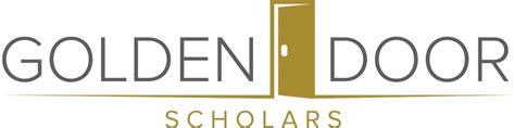 golden door scholars l 237 a alcance de programa de becas