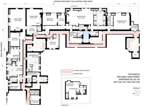 the dakota floor plan 54 best floor plans images on pinterest architecture