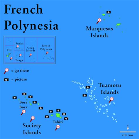 polynesia country code polynesia map