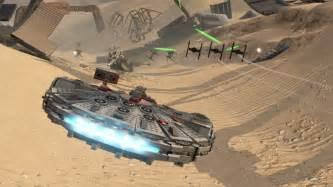 Lego 174 star wars the force awakens wii u zavvi com