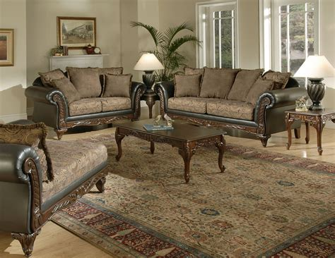 painted living room furniture interesting antique style formal living room furniture with wooden carving table in brown