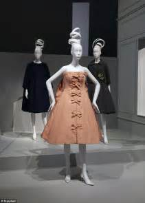 Whats Haute In The Uk seventy years of haute couture is a must see daily