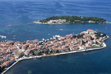 Hotel Delfin Zadar Croatia Europe porec peninsula quot the town quot picture of porec town