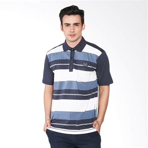Collar Shirt Pakaian Pria Kaos Kerar Polo Shirt Diskon harga lgs cts 224 m1940 01 c regular fit stripe polo