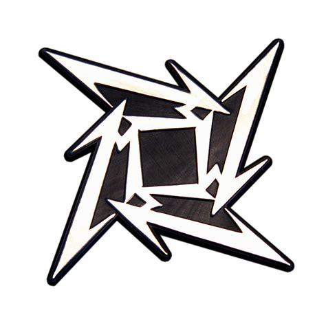 metallica logo the gallery for gt metallica star logo tattoo