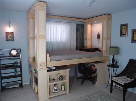 bed and living quot space creating bed quot for small space living