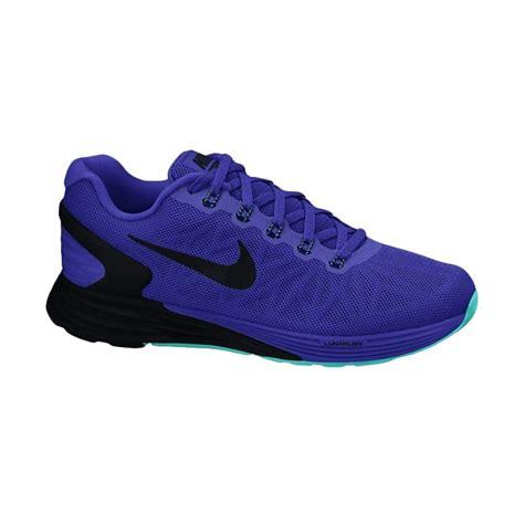 Harga Nike Lunarglide jual nike wmns lunarglide 6 654434 504 violet sepatu lari