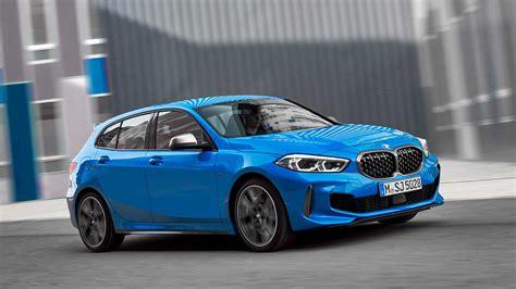 bmw  series hatchback debuts   liter turbo