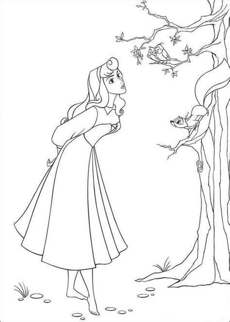 princess aurora coloring pages fantasy coloring pages