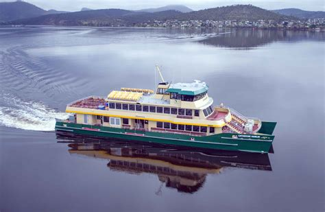 Outdoor Deck Seating by New Ferry Launched By Incat Ships Monthly
