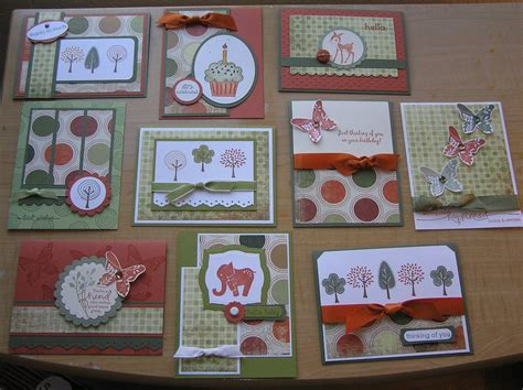 card template sets paper pansies and pachyderms one sheet card sets