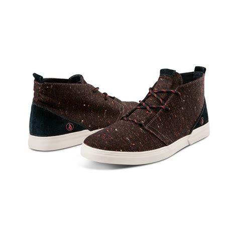 subdued seasonal footwear volcom mens shoes