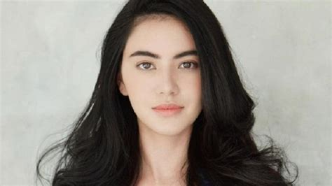 Kaos Kekinian Perempuan Semua Wanita Cantik Lahir Mei mengenal davika hoorne model cantik asal thailand yang bikin meleleh para lelaki tribunsolo