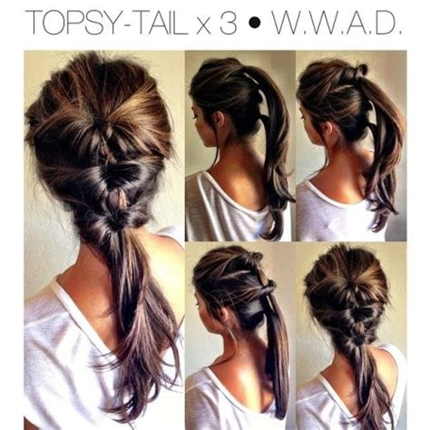 Topsy Hairstyles by 5 Topsy Hairstyles For Grown Ups