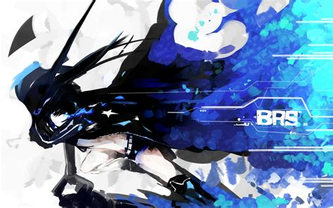 wallpaper hd anime black rock shooter anime wallpapers hd desktop backgrounds page 4