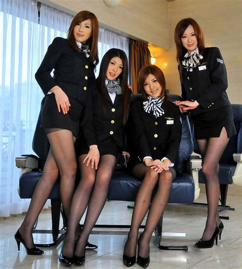 cabin attendants japanese cabin attendants costume world stewardess