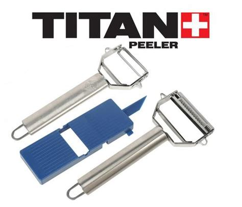 Kitchen Magician by Peelers Titan Multifunctional Kitchen Magician Peeler