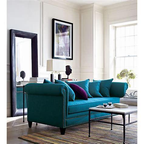 living room sofa cumbed best 25 teal sofa ideas on pinterest teal sofa