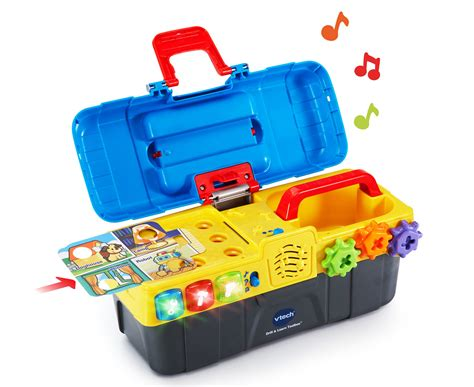 Box Sing Motor Vtech My Tool Box Great Daily Deals At Australia S