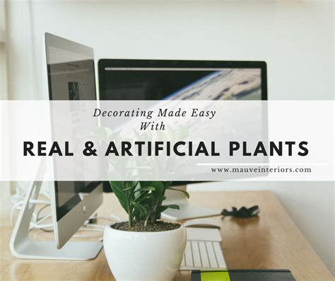home decorating made easy decorating made easy with real artificial plants mauve