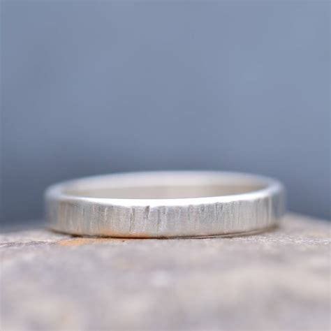 Handmade Wedding Rings Uk - handmade silver wedding rings uk