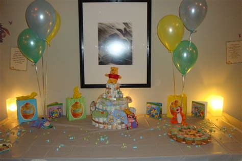 pooh baby shower decorations baby shower food ideas baby shower ideas winnie the pooh