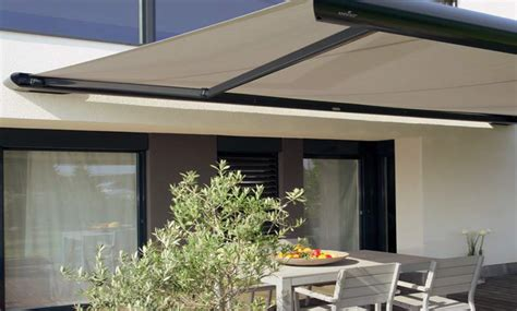 Cassette Awnings by Zenara Cassette Folding Arm Awning