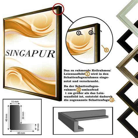 cornici per tela ombra cornice singapur per tela canvas prints in 5