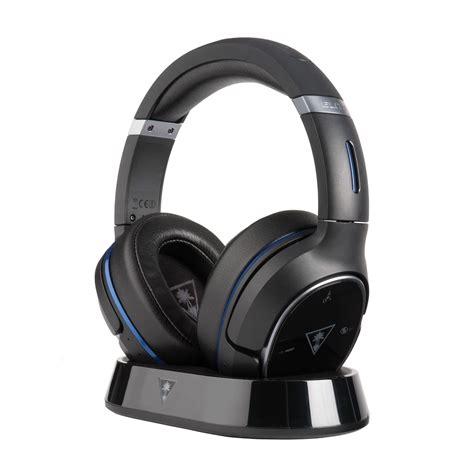 Headset Wireless Gaming turtle beach elite 800 fully wireless ps4 gaming headset idealist