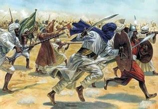 byzantine battles: the battle of yarmouk | daily scribbling