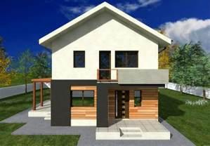 Two Story House Two Story Small House Plans Extra Space Houz Buzz