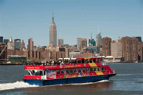 river boat cruises in new york new york sightseeing cruises and tours in new york city