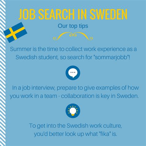 Find In Sweden The Graduate Guide To Working In Sweden Uw Iip Careergate
