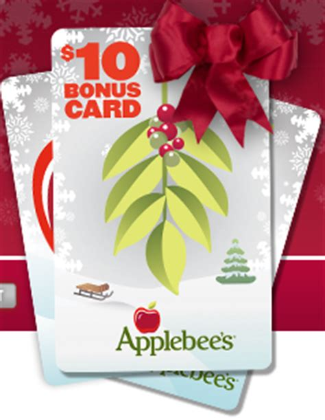 Applebee S Gift Card Special - restaurant gift card deals red robin applebees chili s more stretching a buck