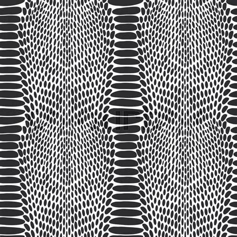snake pattern black and white snake skin texture seamless pattern black on white