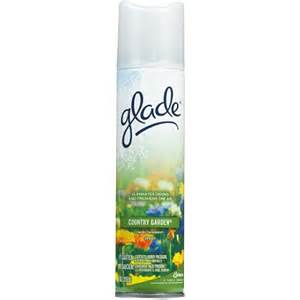 Best Air Freshener Spray Glade Air Freshener Aerosol Spray Country Garden Free