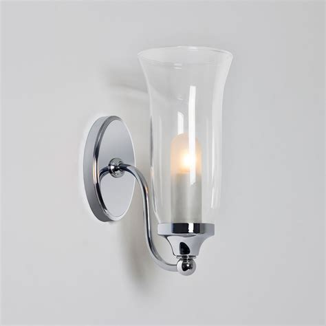 Chrome Bathroom Wall Lights Astro Biarritz Polished Chrome Bathroom Wall Light At Uk Electrical Supplies