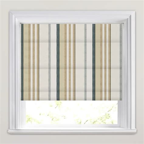 Grey And White Striped Blinds grey beige taupe white striped blinds