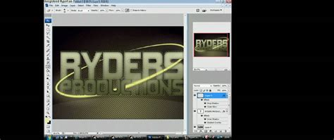 logo design photoshop cs3 tutorial photoshop cs3 logo tutorial effects text styles guide