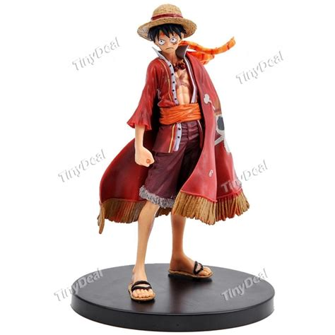 d figure 15th anniversary one theme monkey d luffy shaped