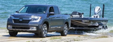 how much can a jeeppass tow how much can the 2017 honda ridgeline tow