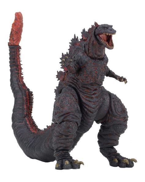 Game Home Decor by Godzilla 12 Head To Tail Action Figure Shin Godzilla