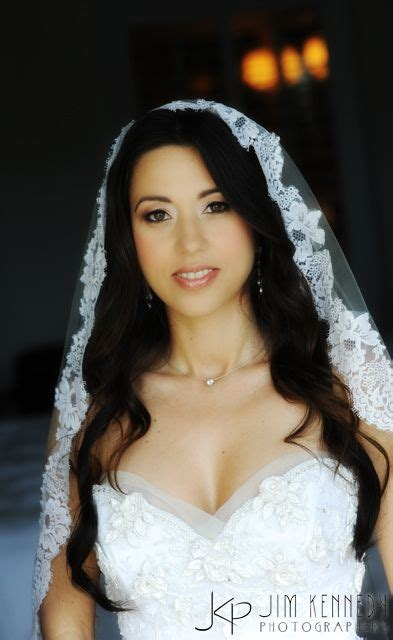 hairstyles with mantilla veil lace wedding veils with hair down www pixshark com
