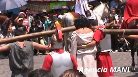 muerte de jesus arellano 2 youtube pasi 243 n y muerte de jesucristo en hueypoxtla youtube
