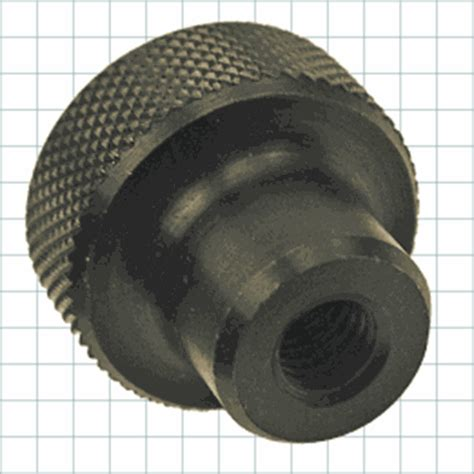 Cl Knobs by Knurled Knob Cl 16514 Freer Tool Supply