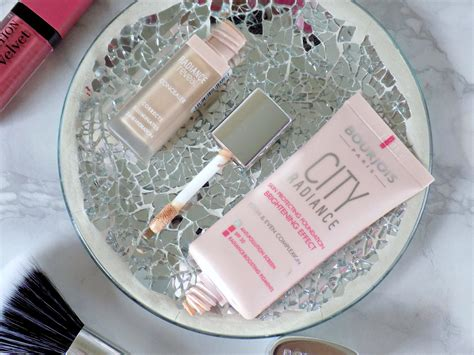 Bourjois City Radience Foundation new from bourjois city radiance foundation and radiance